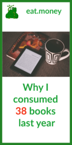 why i read a lot