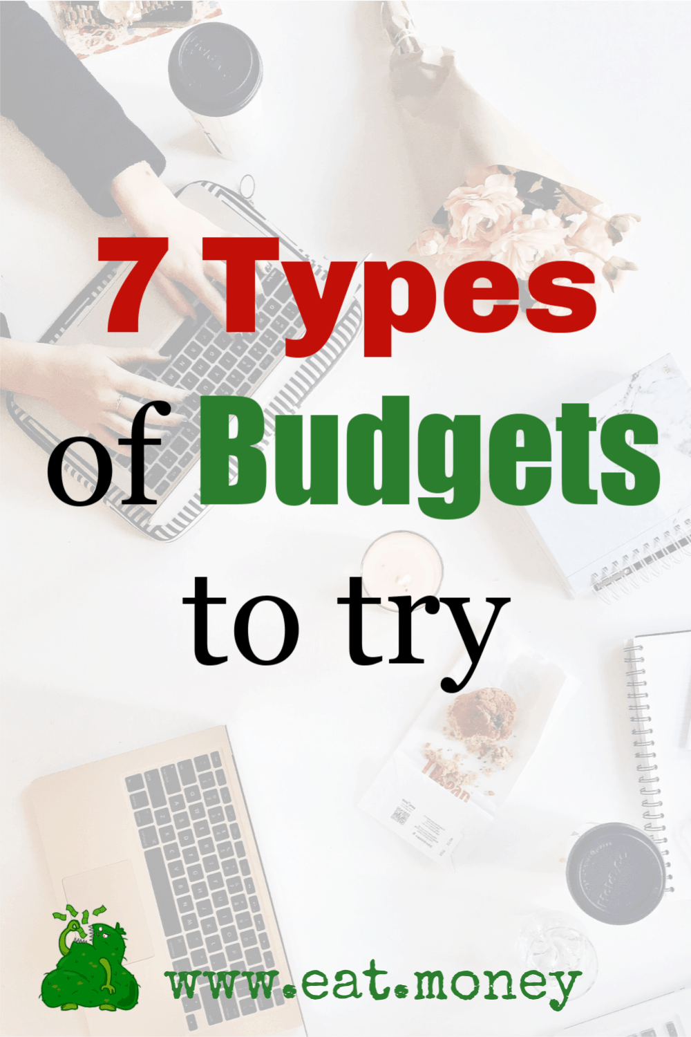 types of personal budgets