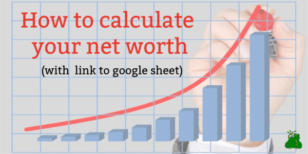 how to calculate your net worth