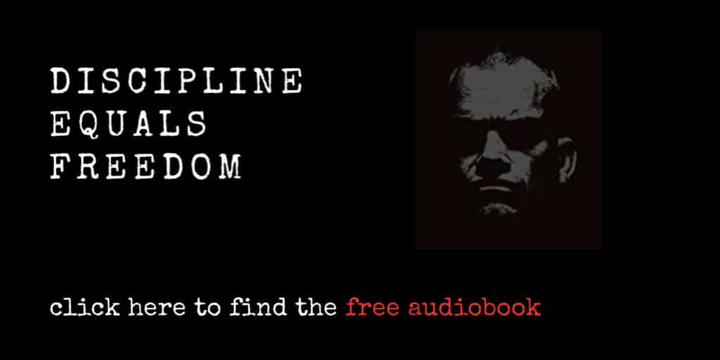 discipline equals freedom free audiobook