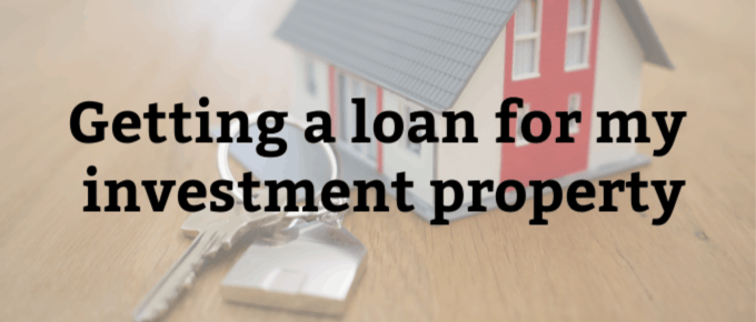 loan for investment property